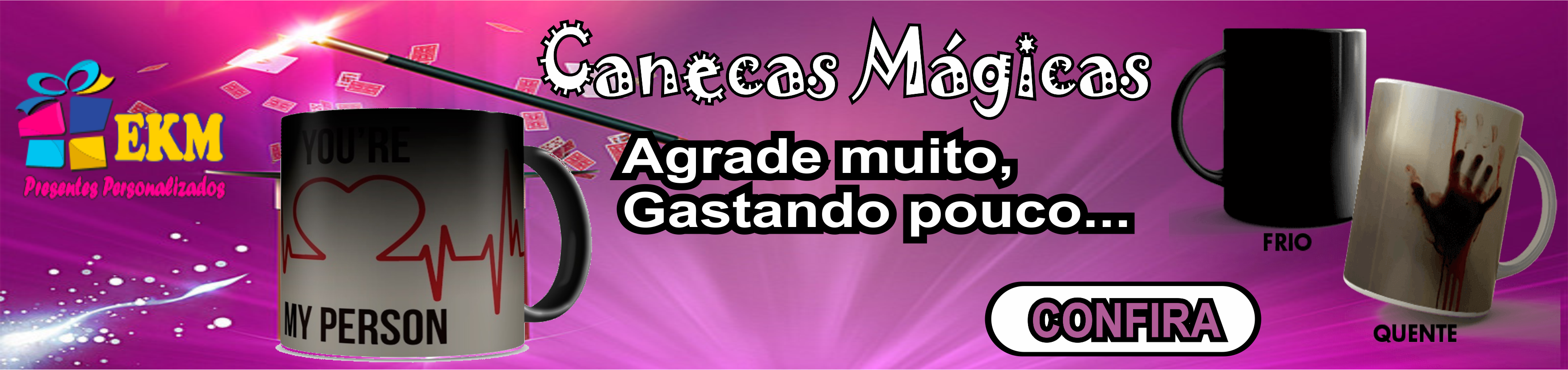CANECAS MÁGICAS