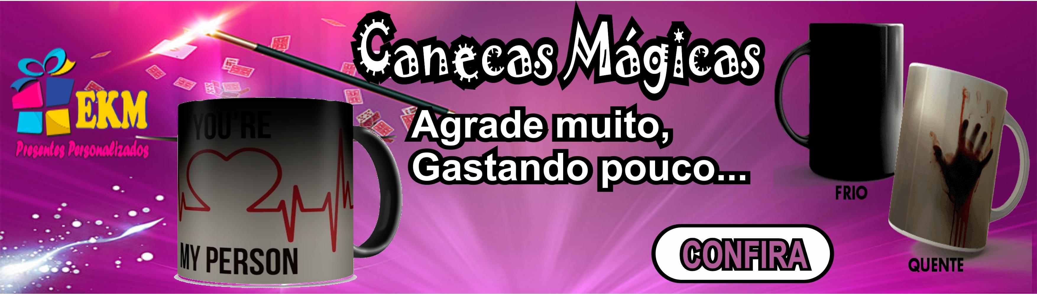CANECA MAGICA