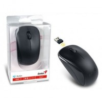 MOUSE ÓPTICO WIRELESS NX-7000 BLUEEYE PRETO GÊNIUS