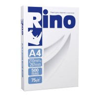 PAPEL A4 RINO CAIXA COM 10 RESMAS
